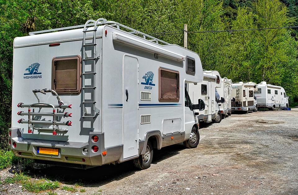 Sorgenlos Campen So Ist Sie Ihr Wohnmobil Einbruchsicher