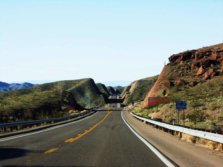 Viele Camper träumen vom Urlaub entlang der Route 66