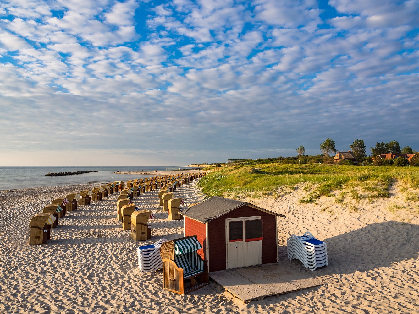 Campingziel Nummer 1: Ostsee
