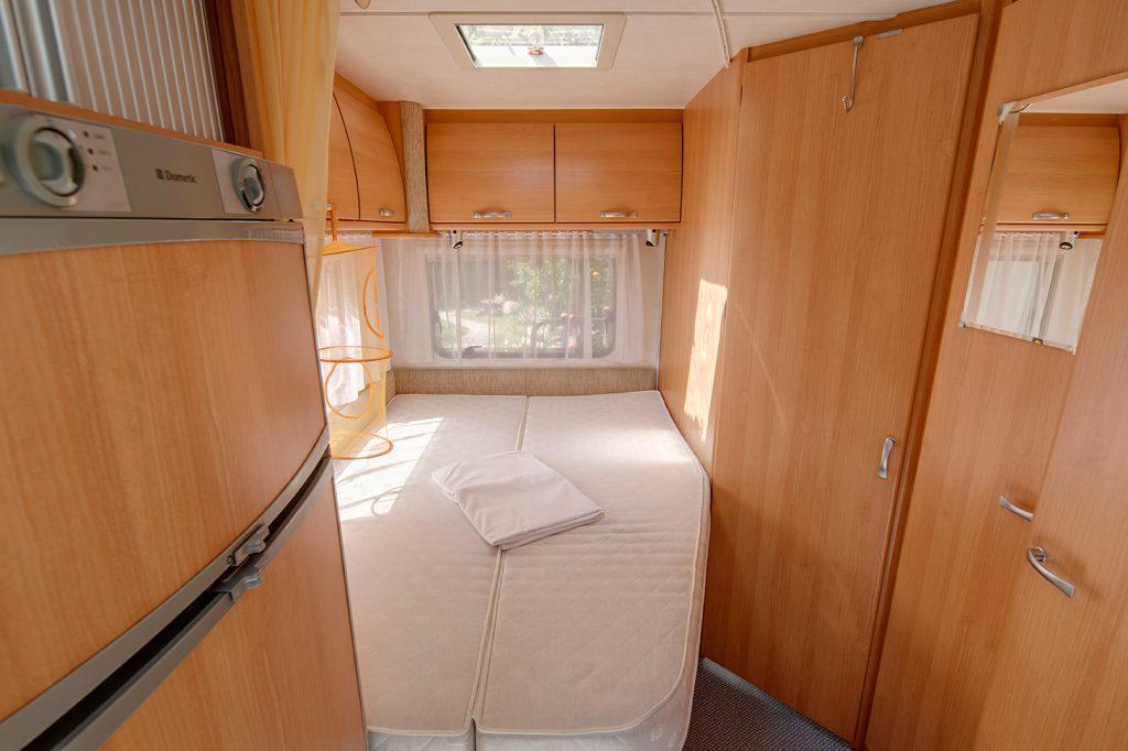 Schlafplaetze im Wohnmobil