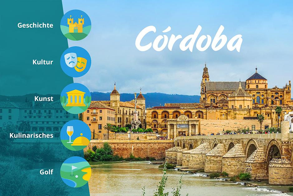 Córdoba Camping Urlaub