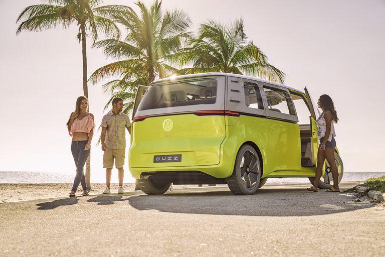 VW I.D. Buzz: Der Bulli kehrt zurück. Und zwar als E-Mobil!
