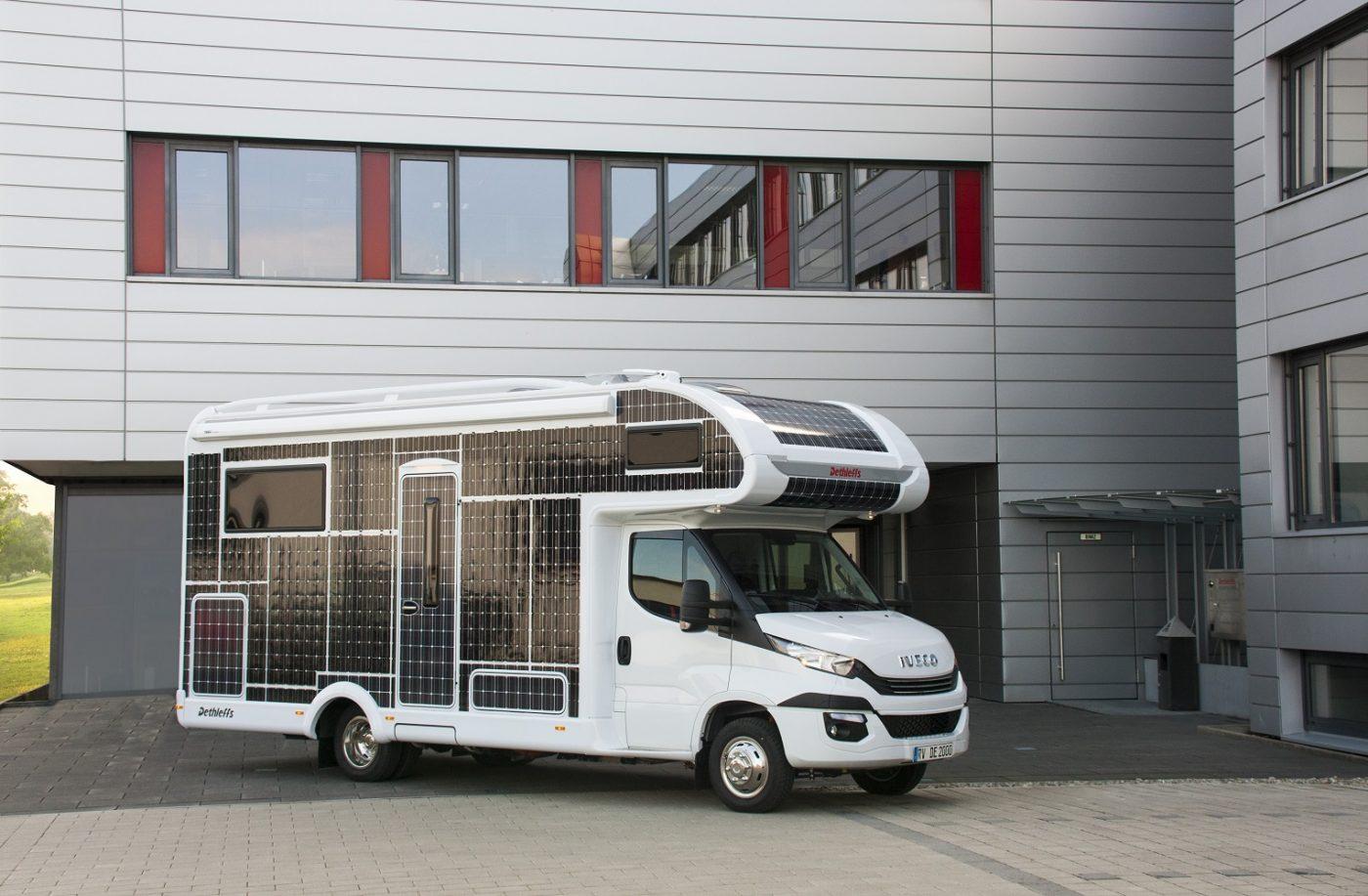 E-Camper von Dethleffs: Die Revolution des Wohnmobils?