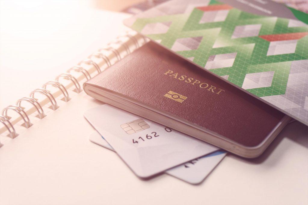 Ganz oben auf der Liste: Reisepass, Kreditkarte und Co.