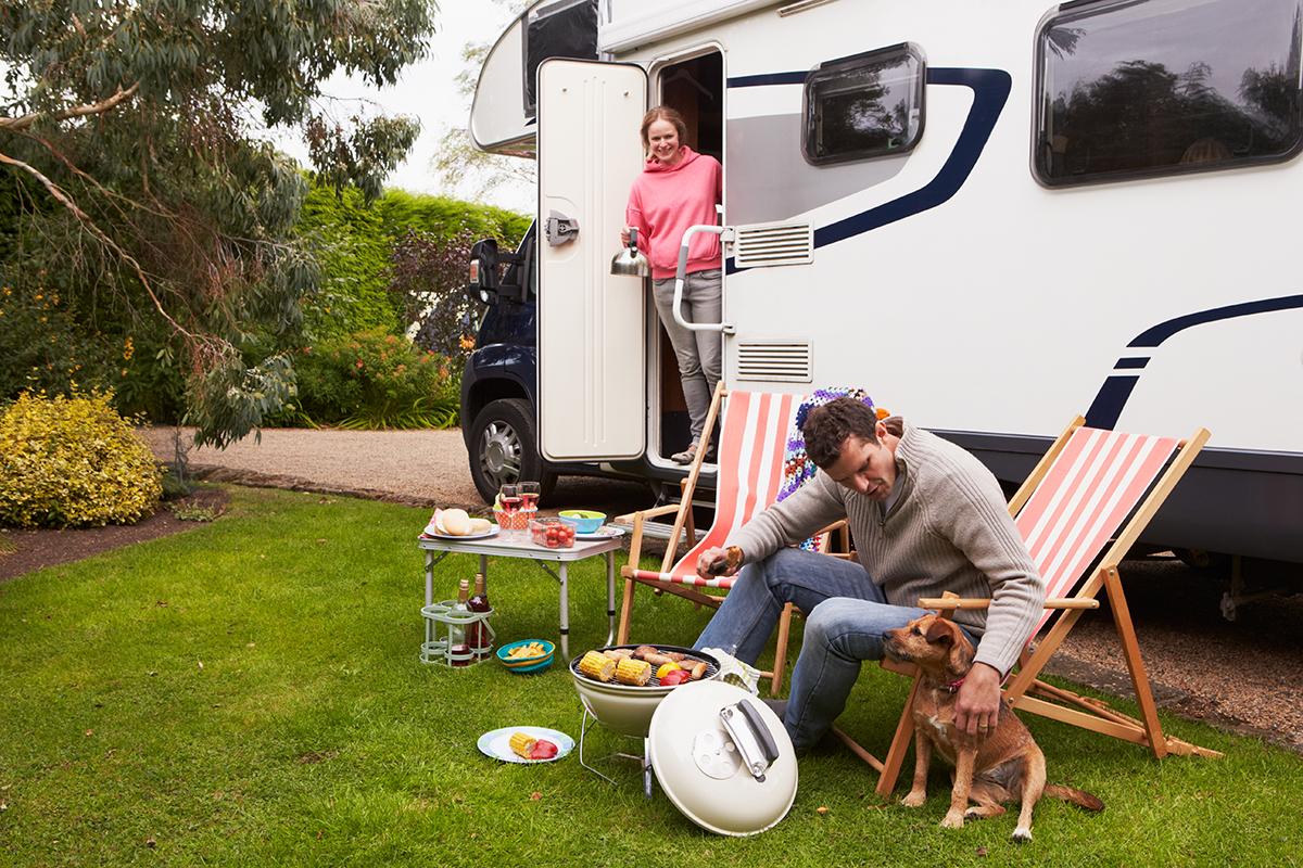 Alkoven-Camper eignen sich besonders für Familien und größere Gruppen