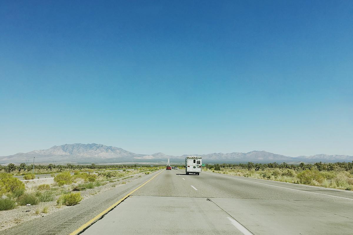 Alles, was du für dein Campingabenteuer brauchst, ist ein gültiger Führerschein