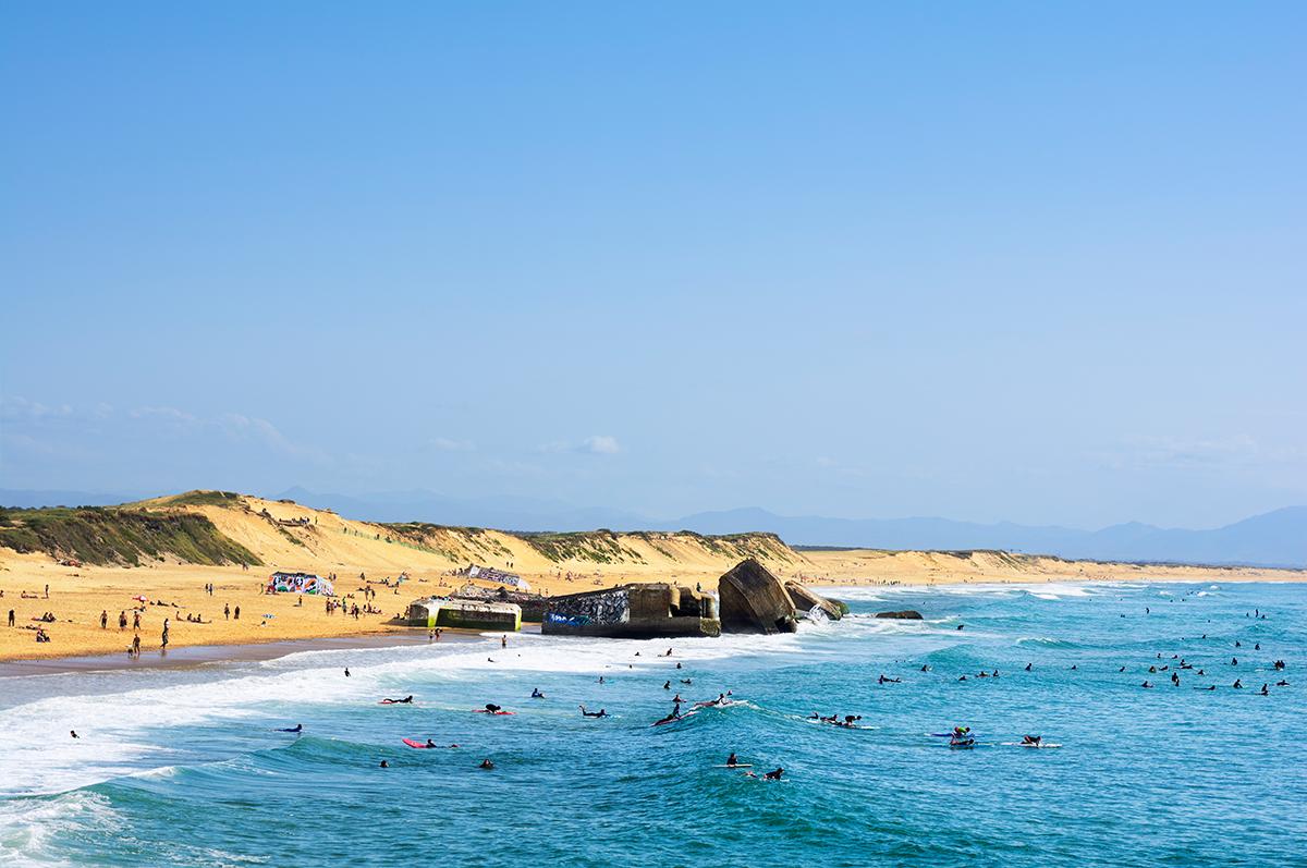 Strand von Hossegor