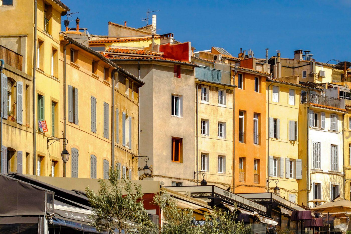 Häuser in Aix en Provence