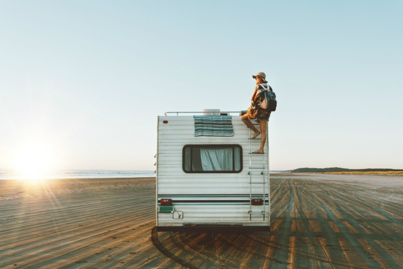 Auf zur Solo-Tour ‒ Unterwegs als Alleinfahrer im Wohnmobil