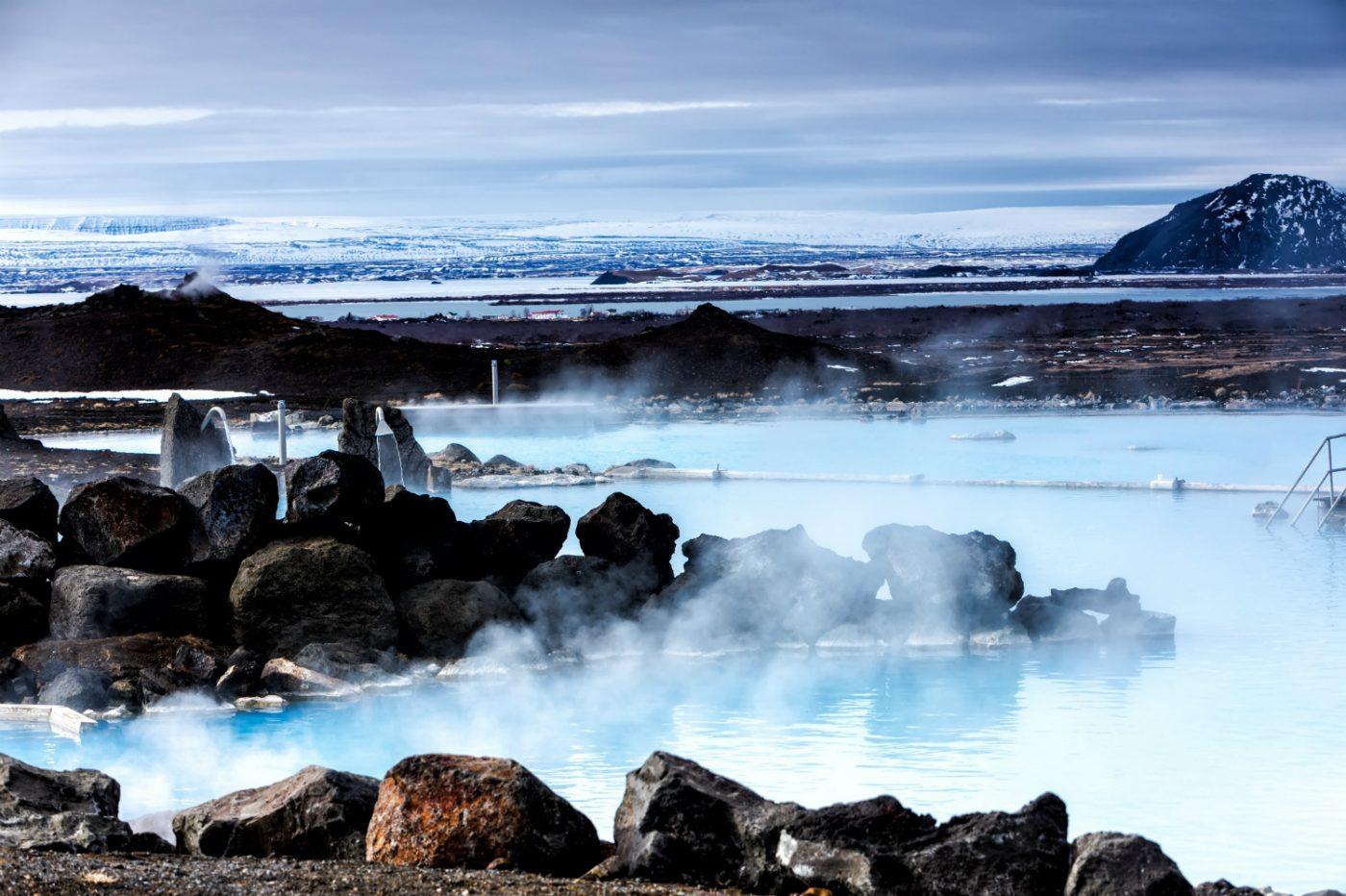 Naturbäder Mývatn