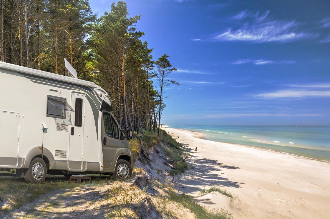 Ostseeurlaub im Wohnmobil: 8 Tage ab Berlin  Campanda