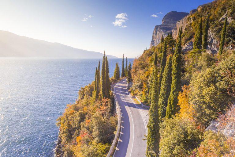 Zwischen Alpen und Weinbergen — Mit dem Wohnmobil an den Gardasee
