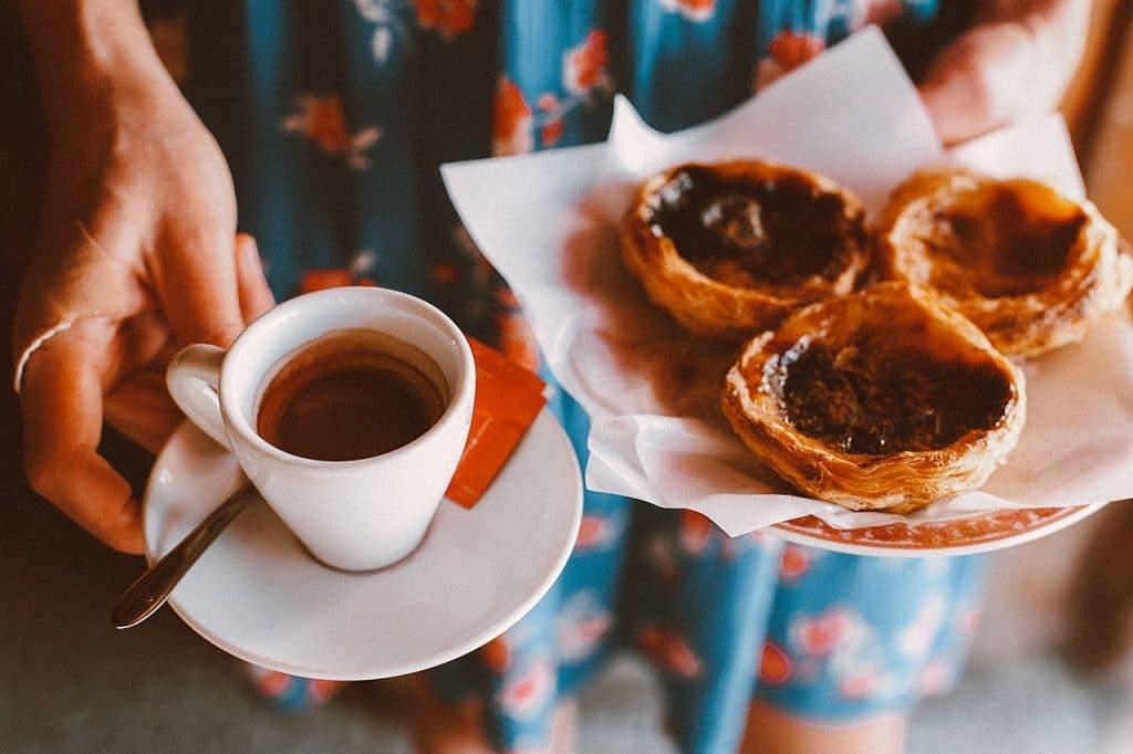 Puddingtörtchen pasteis de nata