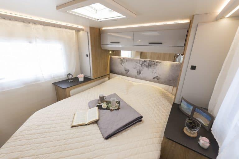 Schlafen im Wohnmobil – Die gängigsten Bettarten