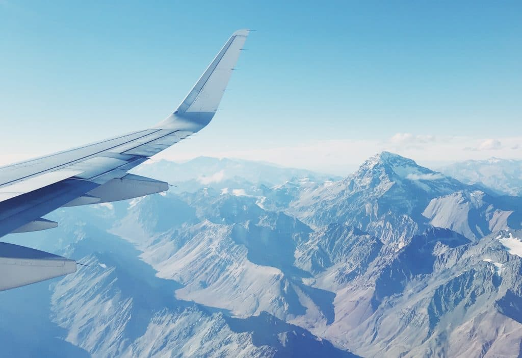 Flug nach Chile aus Deutschland