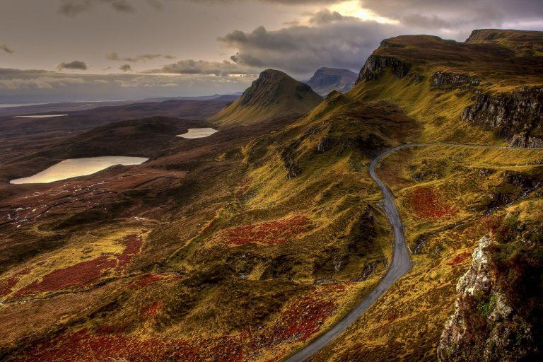 Camping in Schottland – Eine Rundreise durch die Highlands