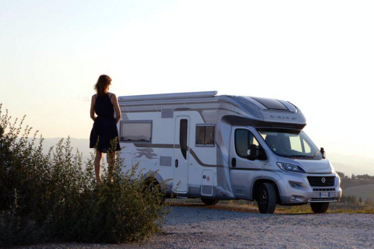 Kontaktarmer Urlaub: Camping in Deutschland in Zeiten von Corona